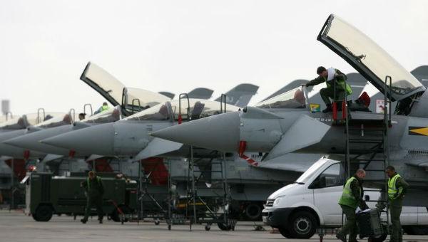 1/3 máy bay chiến đấu của Không quân Anh không thể cất cánh?