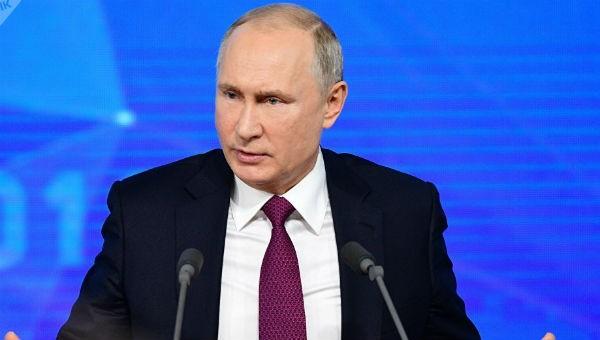 """Lời của Tổng thống Putin có thể khiến người nghe """"nổi gai ốc"""""""