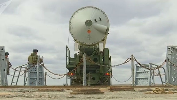 Nga thử thành công tên lửa 'phương Tây không có gì để đáp trả'