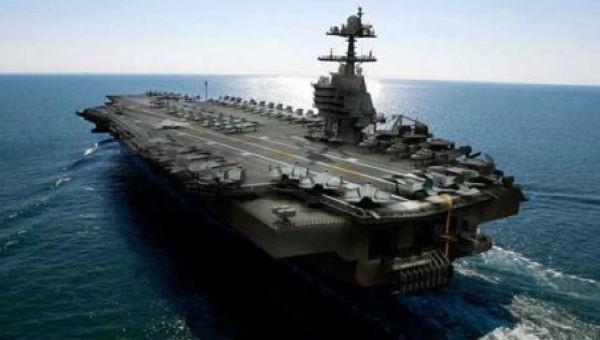 Hải quân Mỹ mua lô 2 tàu sân bay để tiết kiệm 4 tỉ USD