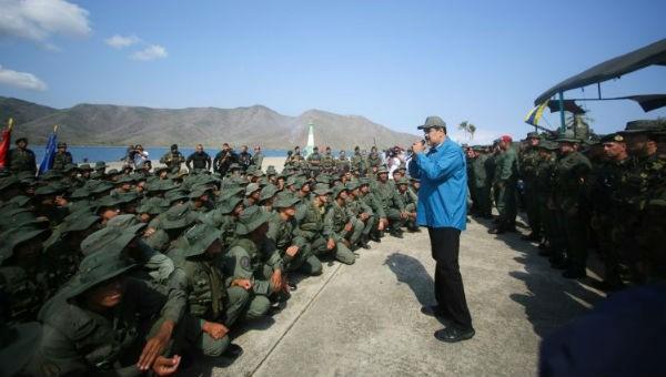 Tổng thống Venezuela bác tối hậu thư của châu Âu