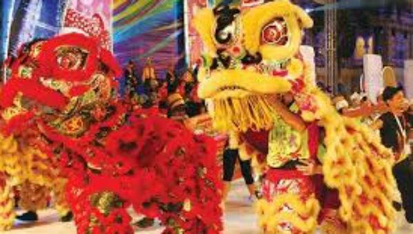 Tết vui tươi ở các nước ASEAN