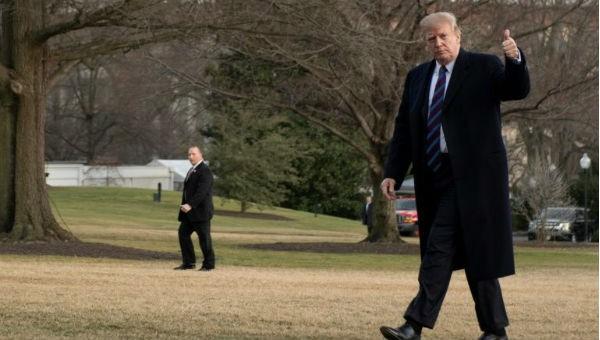 Tiết lộ bất ngờ về tình hình sức khỏe của Tổng thống Mỹ Trump