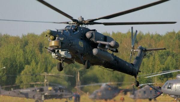"""Quân đội Nga sắp nhận lô trực thăng """"Thợ săn đêm bất khả xâm phạm"""" đầu tiên"""