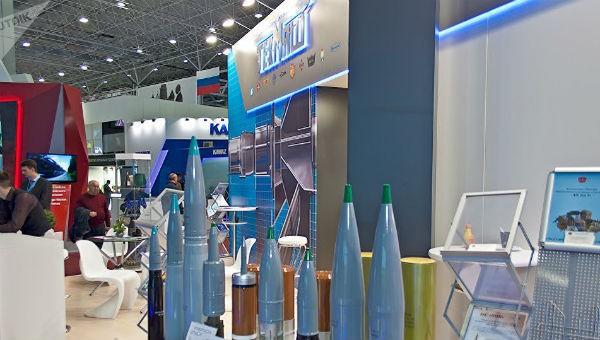 Nga đưa tên lửa phản lực công nghệ mới ra nước ngoài giới thiệu