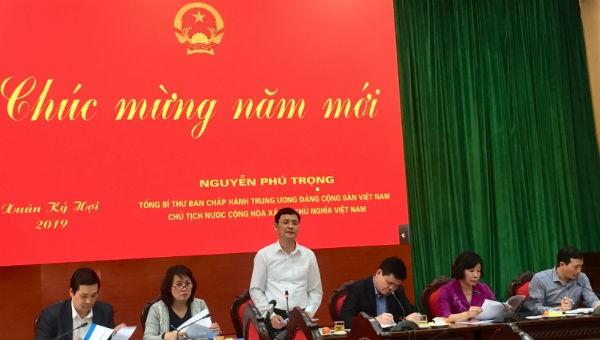 Hà Nội xử nghiêm cán bộ, công chức sử dụng xe công, giờ làm việc tham gia lễ hội