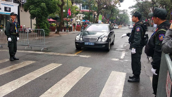 Hôm nay, Hà Nội cấm triệt để nhiều tuyến phố phục vụ Thượng đỉnh Mỹ - Triều