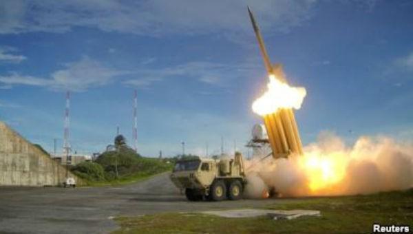 Mỹ lần đầu triển khai hệ thống phòng thủ tên lửa tối tân THAAD tới Israel