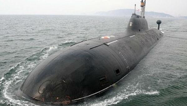 Ấn Độ chi 3 tỉ USD thuê tàu ngầm tấn công hạt nhân của Nga