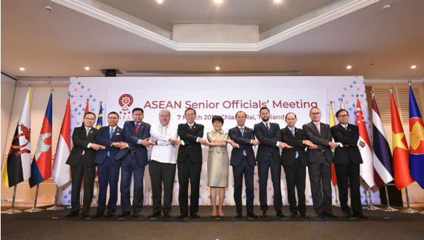 ASEAN – Trung Quốc hoàn tất vòng thương lượng thứ nhất văn bản COC trước tháng 8/2019