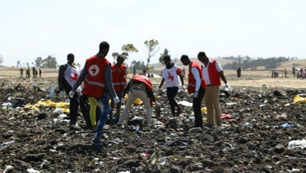 Máy bay chở 157 người rơi ở Ethiopia: Tái hiện thảm kịch do máy bay mới?