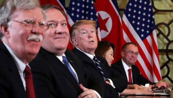 Phía Mỹ thông tin về Hội nghị thượng đỉnh thứ 3 với Triều Tiên
