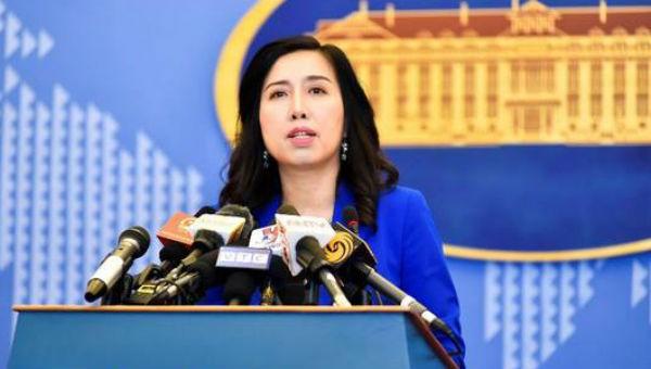 Bộ Ngoại giao Việt Nam lên tiếng về việc Đoàn Thị Hương chưa được trả tự do