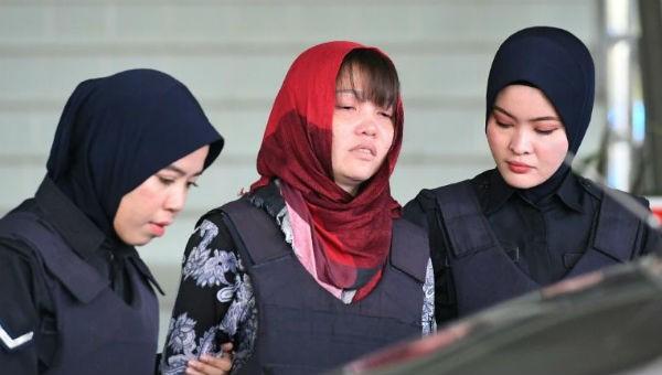 Đoàn Thị Hương 'rối loạn tâm lý', tòa Malaysia hoãn phiên xét xử