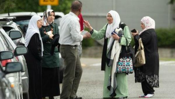 Số nạn nhân chết do xả súng tại New Zealand lên tới 49 người