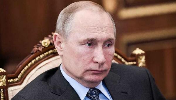 Nga thông tin về hoạt động quan trọng của Tổng thống Putin