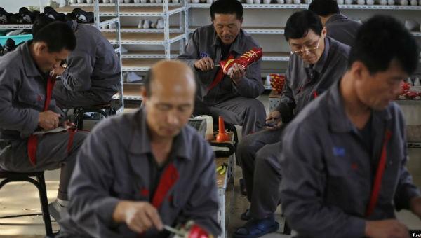 Lao động Triều Tiên tại Trung Quốc.