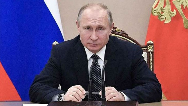 Tiết lộ về thu nhập của Tổng thống Nga Putin