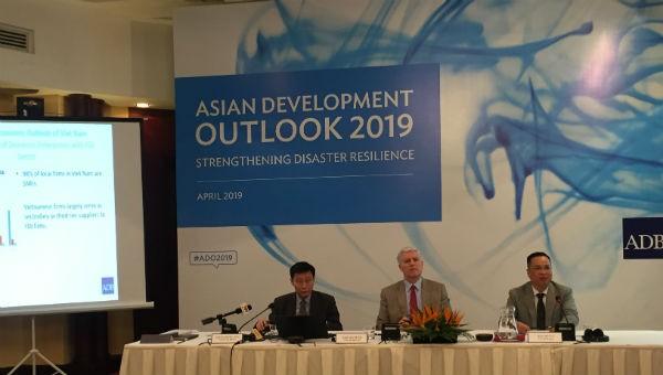 ADB: Kinh tế Việt Nam duy trì đà tăng trưởng mạnh trong năm 2019