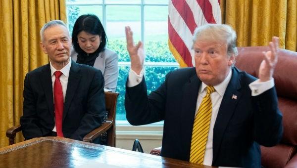 Tổng thống Mỹ Trump ra hạn chót về đàm phán thương mại với Trung Quốc