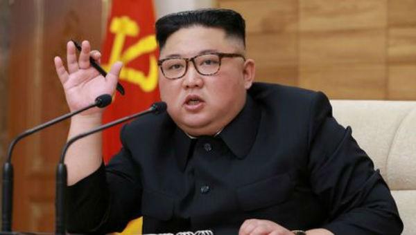 'Tình hình căng thẳng', Triều Tiên triệu  họp trung ương Đảng