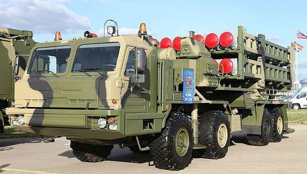 Nga hoàn thành thử nghiệm hệ thống phòng thủ tối tân mang 12 tên lửa