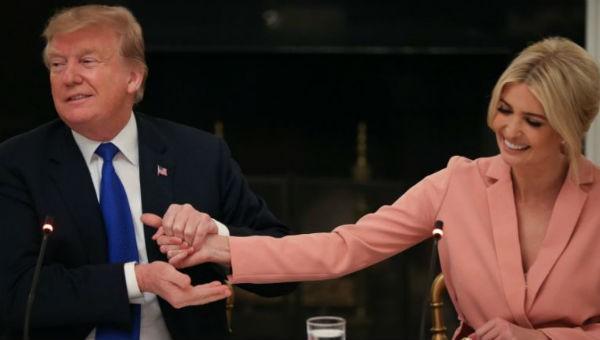 Ông Trump nói về khả năng con gái 'rượu' tranh cử tổng thống Mỹ