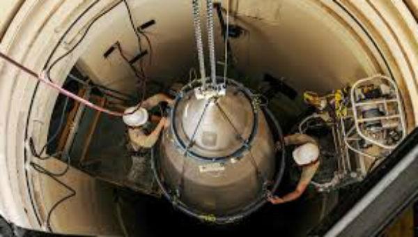 Mỹ dừng công bố tổng kho vũ khí hạt nhân