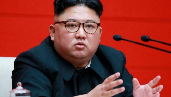 Triều Tiên công bố 'món quà từ thiên đường'