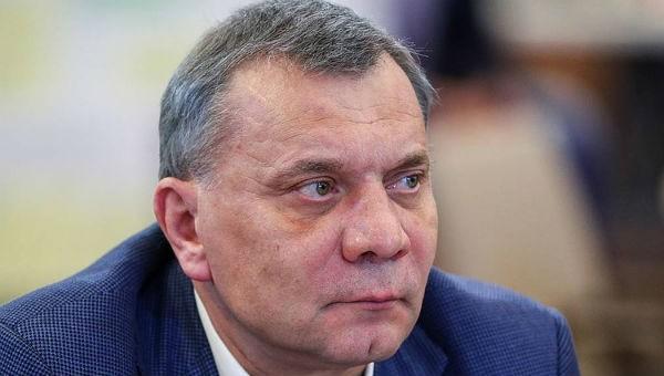 Phó Thủ tướng Nga Yuri Borisov