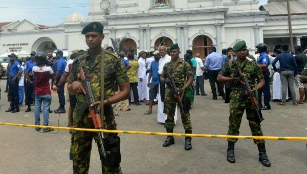 Chính phủ Sri Lanka đã ban bố lệnh giới nghiêm sau 8 tấn công xảy ra trong ngày lễ Phục sinh.