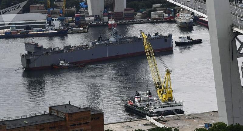 Nhà lãnh đạo Triều Tiên thăm tàu hộ tống có tên lửa khiến Tomahawk 'chào thua' của Nga