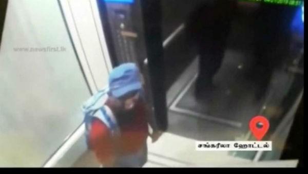 Người đàn ông mang theo chiếc balo khả nghi ở Khách sạn Shangri-La