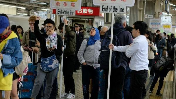 Nhật Bản khởi động kỳ nghỉ dài chưa từng có