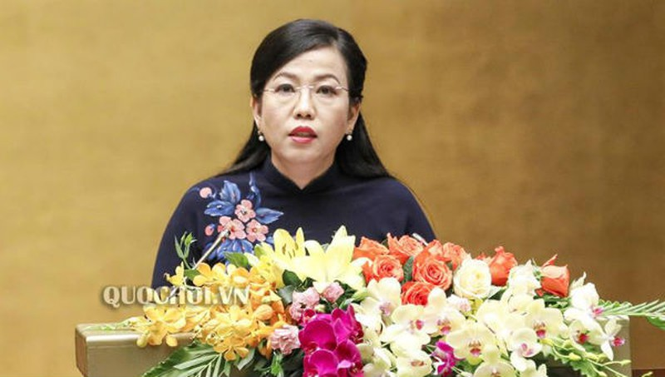 Trưởng Ban Dân nguyện của Ủy ban Thường vụ QH Nguyễn Thanh Hải.