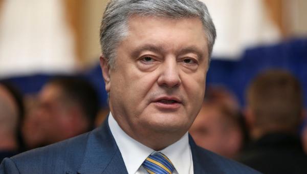 Cựu Tổng thống Ukraine Piotr Poroshenko.