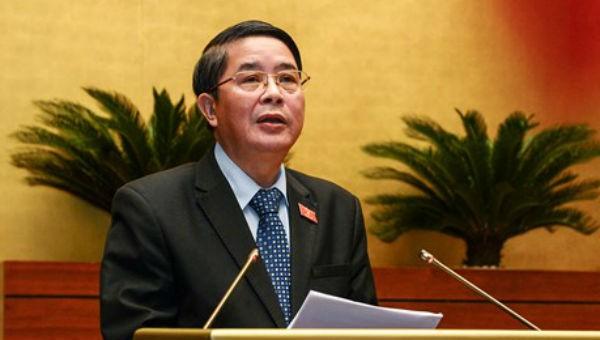 Chủ nhiệm Ủy ban Tài chính, Ngân sách của QH Nguyễn Đức Hải. Ảnh: Quochoi