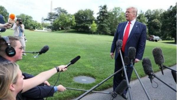 Ông Trump bất ngờ đổi giọng với Iran