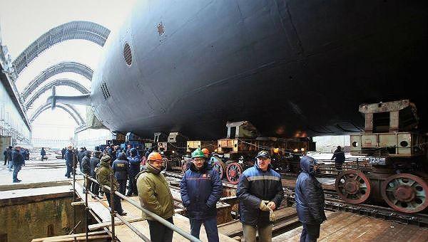 """Công bố thời điểm Nga có tàu ngầm """"nguy hiểm nhất thế giới"""""""