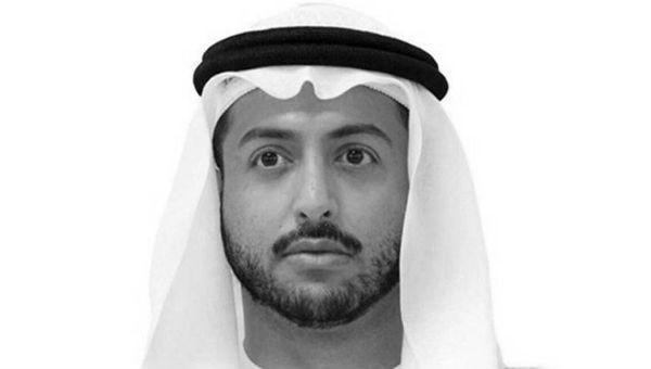 Hoàng tử UAE Khalid Al Qasimi.