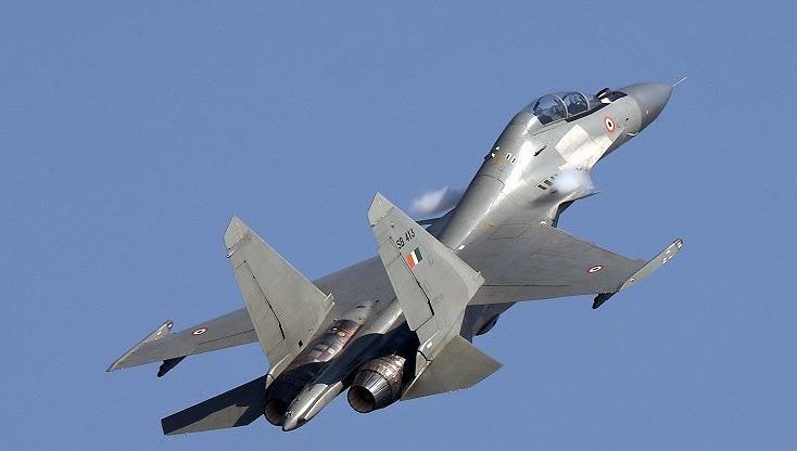 Máy bay của Nga.