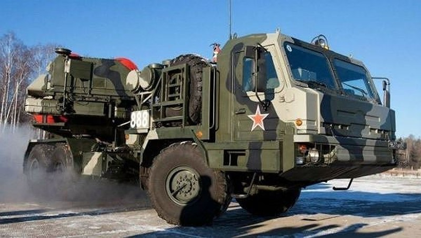 Hệ thống phòng không S-500 của Nga.