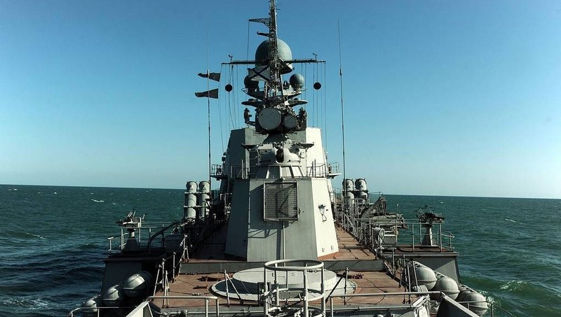 Nga huy động loạt tàu chiến 'khủng' tham gia tập trận
