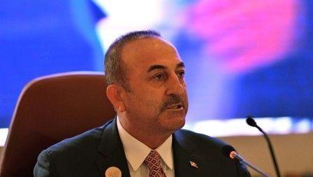Ngoại trưởng Thổ Nhĩ Kỳ Mevlut Cavusoglu.