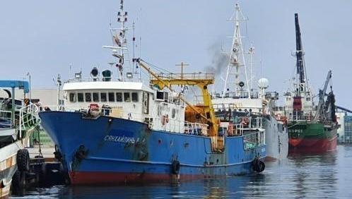 Triều Tiên thả tàu cá và thủy thủ của Nga