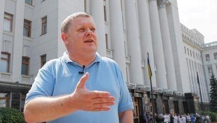 Ông Viktor Bobyrenko.