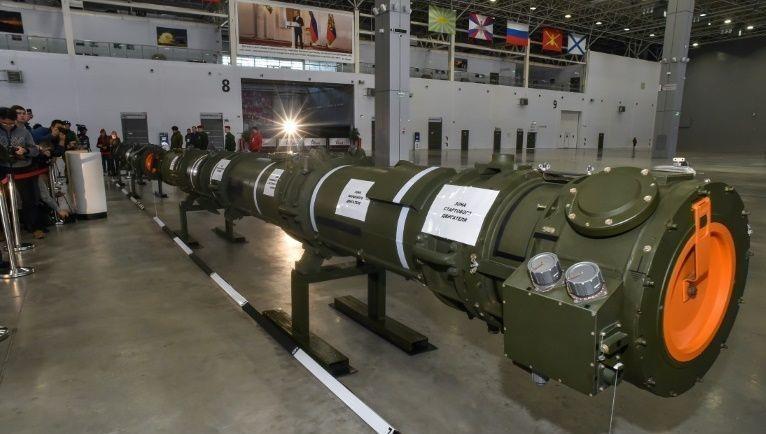 Tên lửa của Nga bị Mỹ cáo buộc vi phạm INF.