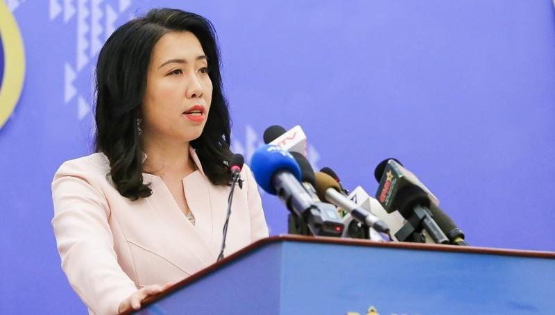 Việt Nam lên tiếng về thông tin sách Trung Quốc chứa thông tin trái sự thật về Biển Đông