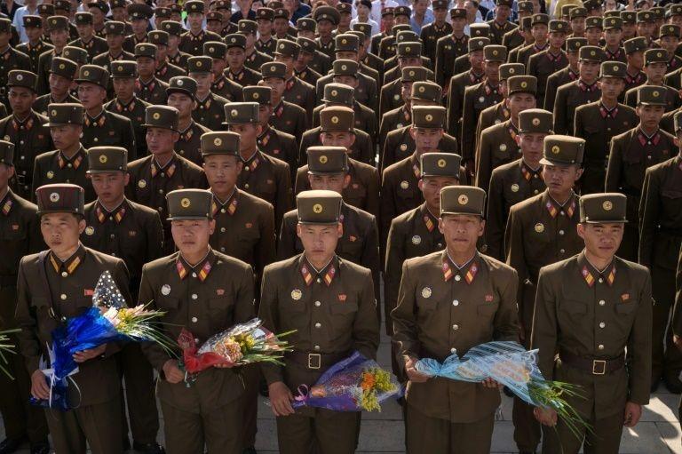Quân đội Triều Tiên có Tổng tham mưu trưởng mới
