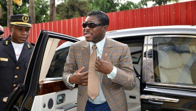 Phó Tổng thống Guinea Xích đạo Teodorin Obiang Nguema